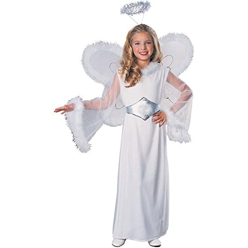 Snow Angel Kids Costume
