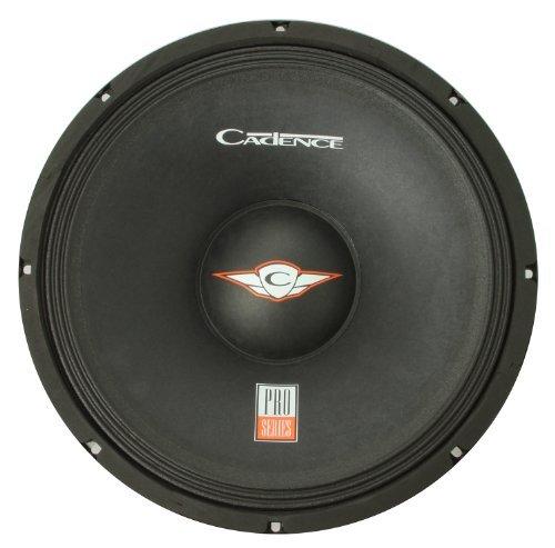 Cadence Acoustics Pro12X4 800-Watt Peak 4-Ohm 12-Inch Single Voice Coil Pro Audio Subwoofer