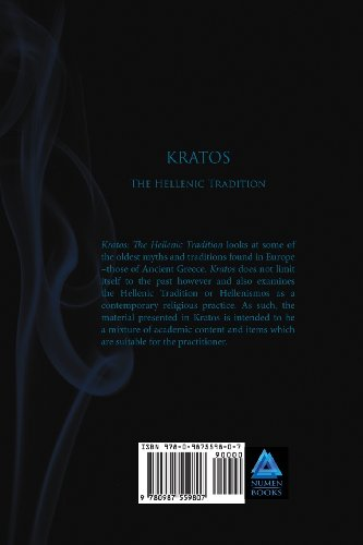 Kratos: The Hellenic Tradition