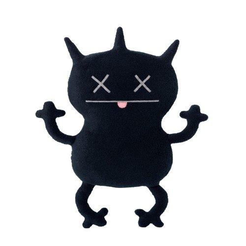 Uglydoll Black Plush