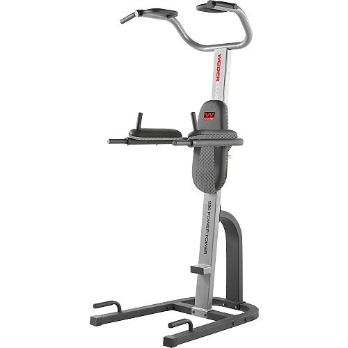 Weider Power Tower Home Gym: Pull Up Dip Station Online Stores