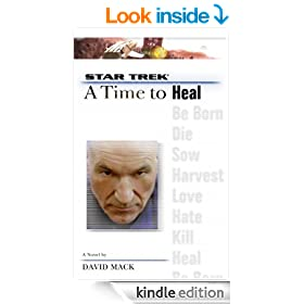 A Time To Heal: Star Trek The Next Generation (Star Trek: The Next Generation)