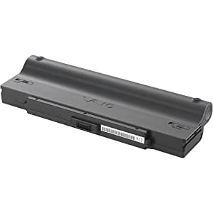 Sony VAIO Large Capacity Battery Compatible with the SZ600, AR500 and CR Series Notebooks