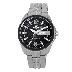 Casio Men's EF131D-1A1 Edifice Watch