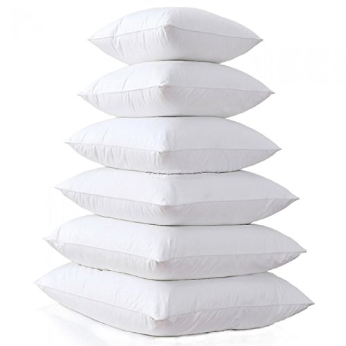 MoonRest 18 by 18-Inch Hypo-Allergenic Square Pillow Insert Form (Pillow Insert Hypoallergenic compare prices)