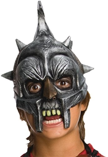 Rubie's Costume Child's Gladiator Chinless Horror Mask