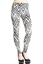 Angelina Graphic Patterned Leggings