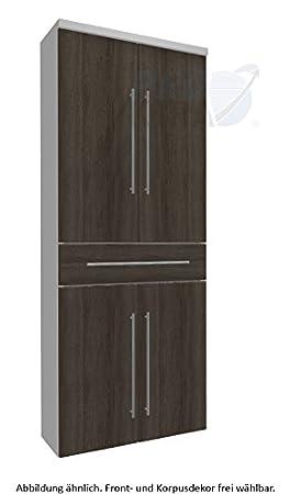 Simple Classic Line (HNA056A7M) Bathroom Furniture Tall 60cm