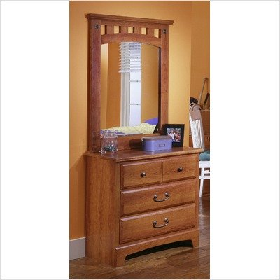 Cheap Bundle-26 City Park Kids 4 Drawer Double Dresser (2 Pieces) (B00A1LQPJ8)