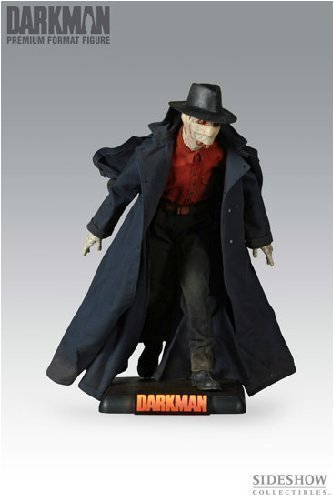 Buy Low Price Sideshow Darkman (Liam Neeson) Premium Format Figure by Sideshow Collectibles! (B0019SC0XC)