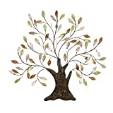 Tree of Life Wall Art Decoration Branch Shells Home