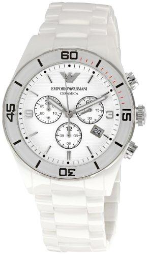 EMPORIO ARMANI - Hombre Relojes - ARMANI CERAMICO - Ref. AR1424