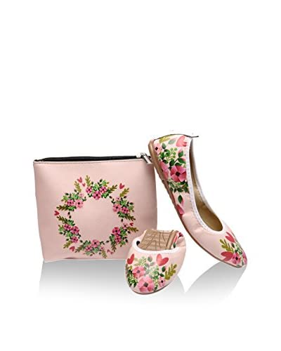 Foldy Ballerina rosa