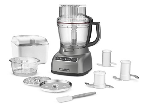 Brand New Kitchenaid 13-Cup Food Processor, Kfp1333 front-76124