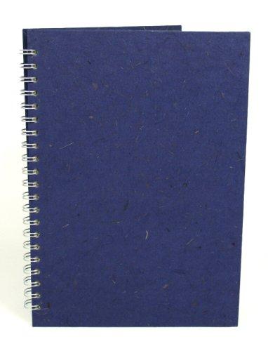 A3 Banana Pig SAPPHIRE Cover - contains BLACK 150gsm paper Ref 78819