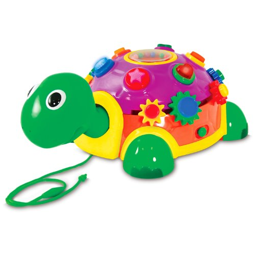 The Learning Journey Funtime Activity Turtle - 1