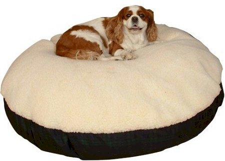 Round Dog Bed Covers 4955 front