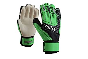 Mitre Anza G2 Protector Junior Goalkeeping Glove - Green/White/Black - 4