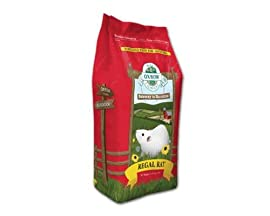 Oxbow REGAL RAT Fortified Food Essential Nutrient 3 Pound bag