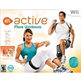 EA Sports Active More Workouts Wii Game