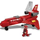 Best Lock 240pc War of the Planets Red Hawk