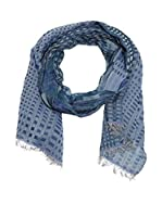 7 For All Mankind Fular Scarves (Azul)