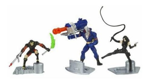 G.I. Joe Sigma 6 Mission: Silent Venom