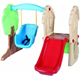 Little Tikes Hide and Seek Climber with Swing
