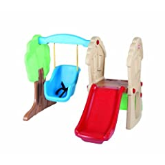Buy Little Tikes Hide and Seek Climber and Swing by Little Tikes