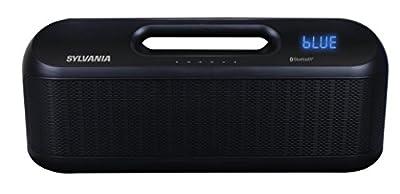 Sylvania Portable Bluetooth Speaker with FM Radio