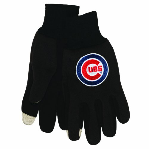 Chicago Cubs Gloves, Cubs Gloves, Cub Gloves, Chicago Cub