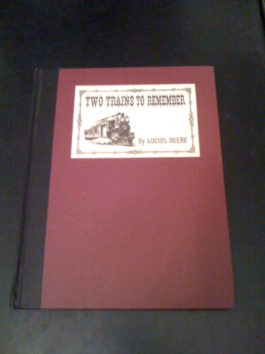 Two Trains to Remember: The New England Limited - The Air Line Limited PDF