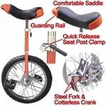 """Unicycle High Quality 16"""" Unicycle Bi..."""