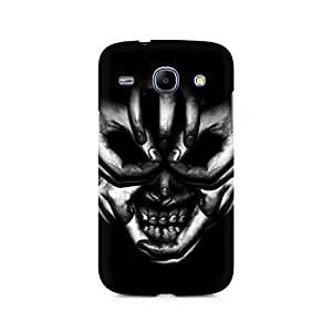 Mobicture Monster Premium Printed Case For Samsung Grand Duos 9082