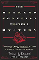 The Weekend Novelist Writes A Mystery