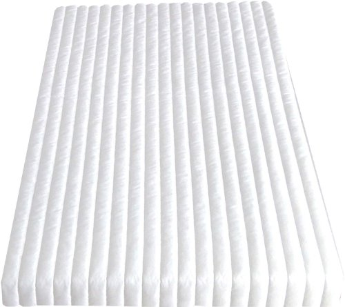 Babies Firsts 89X40X4Cm Quilted Microfibre Foam Crib Mattress front-930567