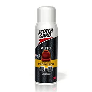 stylish car and interior scotchgard auto interior fabric protector 10 ounces 4104d review. Black Bedroom Furniture Sets. Home Design Ideas