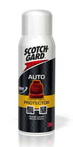 Scotchgard Auto Interior Fabric Protector, 10-Ounce