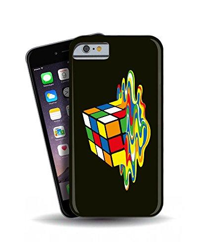 iPhone 6 'melting cubo di Rubik Cube' Big Bang Theory 3D per telefono cellulare cover