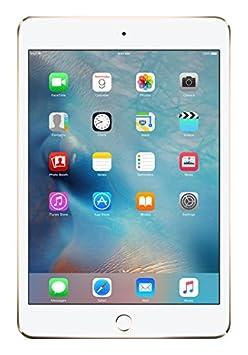 Apple iPad mini 4 Wi-Fi Cellular 16Go / GB or