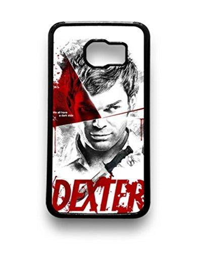 Dexter Morgan Rubber Silicone Tpu Non-slip Durable Cover Case Skin For Samsung Galaxy S6