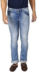 Killer Men'S Slim Fit Jeans (9148. Kahuna Slmft Blind_38, Blue, 38)