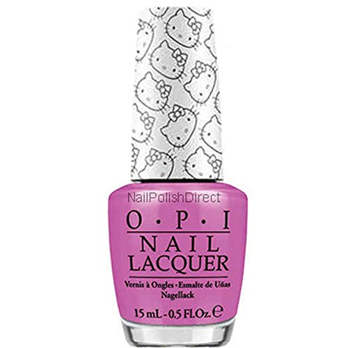 OPI-Nail-Polish-Lacquer-Hello-Kitty-2016-Collection-05-Fluid-Ounce-NL-H87-Super-Cute-in-Pink