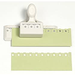 Martha Stewart Crafts Edge Punch, Footlights
