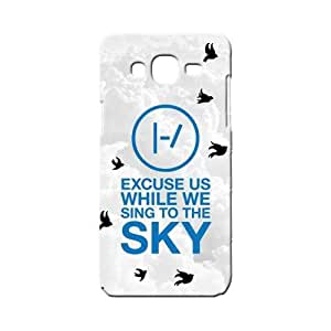 BLUEDIO Designer 3D Printed Back case cover for Samsung Galaxy J7 - G0411