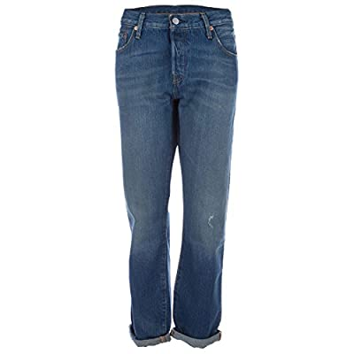 Womens Levis 501 Ct Cali Cool Jeans In Denim
