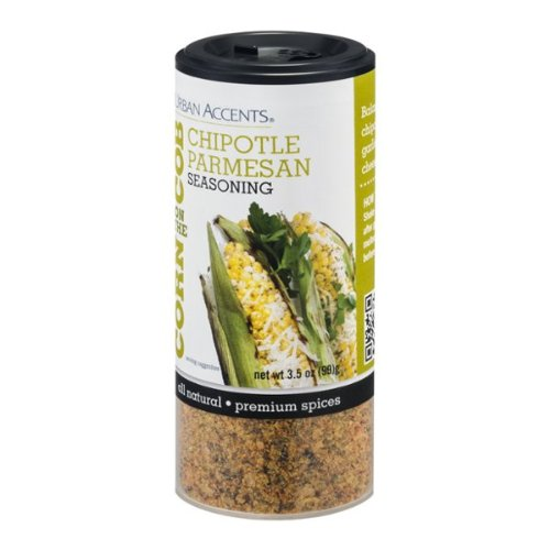 Urban Accents Chipotle Parmesan Corn-on-the-Cob Seasoning