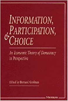 predicting politics essays in empirical public choice Green and shapiro have argued that rational choice theory has produced virtually no new propositions about politics that have been carefully tested and not found wanting and that an empirically successful rational choice theory would be no more universal than the middle-level theories that they advocate in this essay i argue four main points.