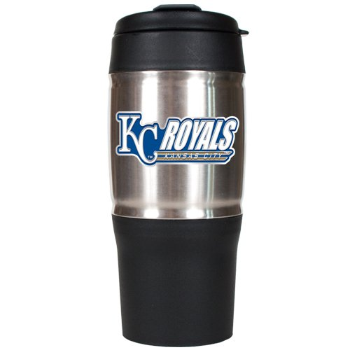 MLB Kansas City Royals 18-Ounce Travel Mug at Amazon.com