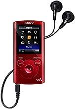 Sony NWZ-E384R.CEW Baladeur numérique Mémoire Interne MP3 8Go Rouge